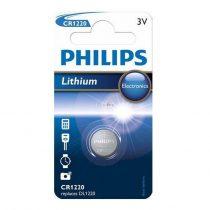 Philips Gombelem CR1220/00B Lithium 3V