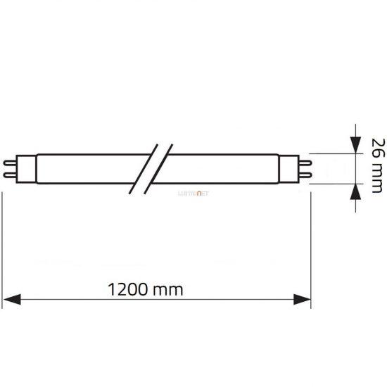 Philips TL-D 36W/108 BLB G13 fénycső