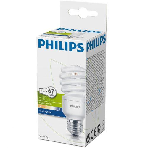 Philips ECONOMY TWISTER 15W/865 E27 6500K