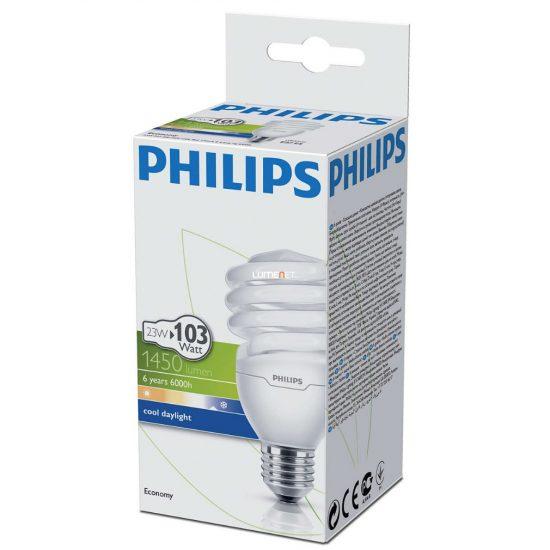 Philips ECONOMY TWISTER 23W/865 E27 6500K