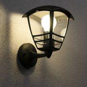Philips 15380/30/16 myGarden Creek kültéri fali lámpa 1xE27 max.60W IP44