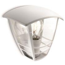Philips 15387/31/16 Creek kültéri fali lámpa 1xE27 max.60W IP44 195x180x130mm
