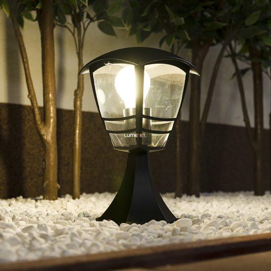 Philips 15382/30/16 Creek kültéri talapzatos lámpa 1xE27 max.60W IP44 300x175x175mm