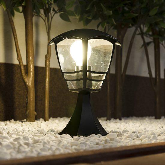Philips 15382/30/16 myGarden Creek talapzatos lámpa 1xE27 max.60W IP44