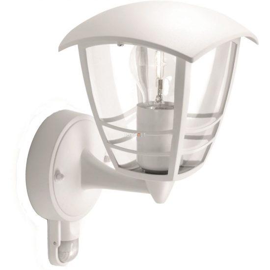 Philips 15388/31/16 Creek mozgásérzékelős kültéri fali lámpa 1xE27 max.60W IP44 285x175x200mm