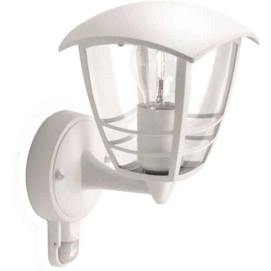 PHILIPS 15388/31/16 Creek fali lámpa fehér 1xE27 max 60W