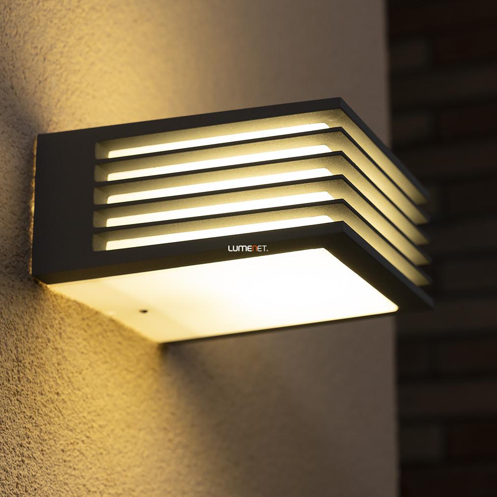 PHILIPS 17182/87/16 Shades fali lámpa szürke 1xE27 max 75W
