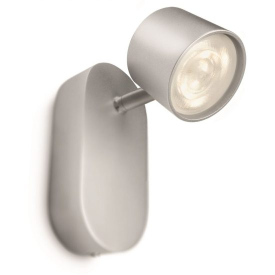 Philips 56240/48/16 Star fali LED spot 4,5W 500lm IP20 30000h 82x118x60mm