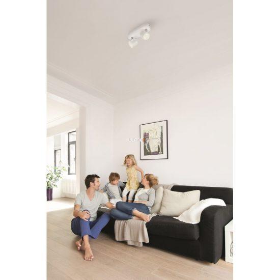 Philips 56242/31/16 Star fali/mennyezeti LED spot 2x4,5W 1000lm IP20 30000h 82x198x60mm