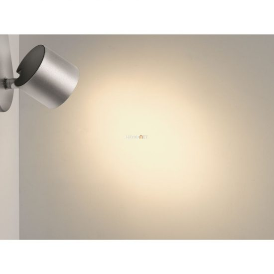 PHILIPS 56243/48/16 STAR plate/spiral LED aluminium 3x3W