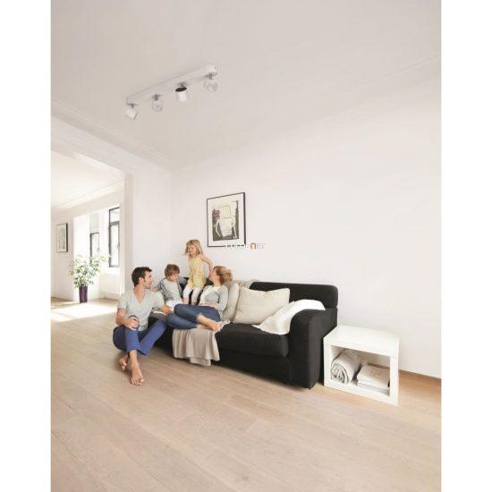Philips 56244/31/16 Star fali/mennyezeti LED spot 4x4,5W 2000lm IP20 30000h 82x560x60mm