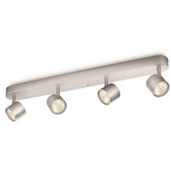 Philips 56244/48/16 Star fali/mennyezeti LED spot 4x4,5W 2000lm IP20 30000h 82x560x60mm