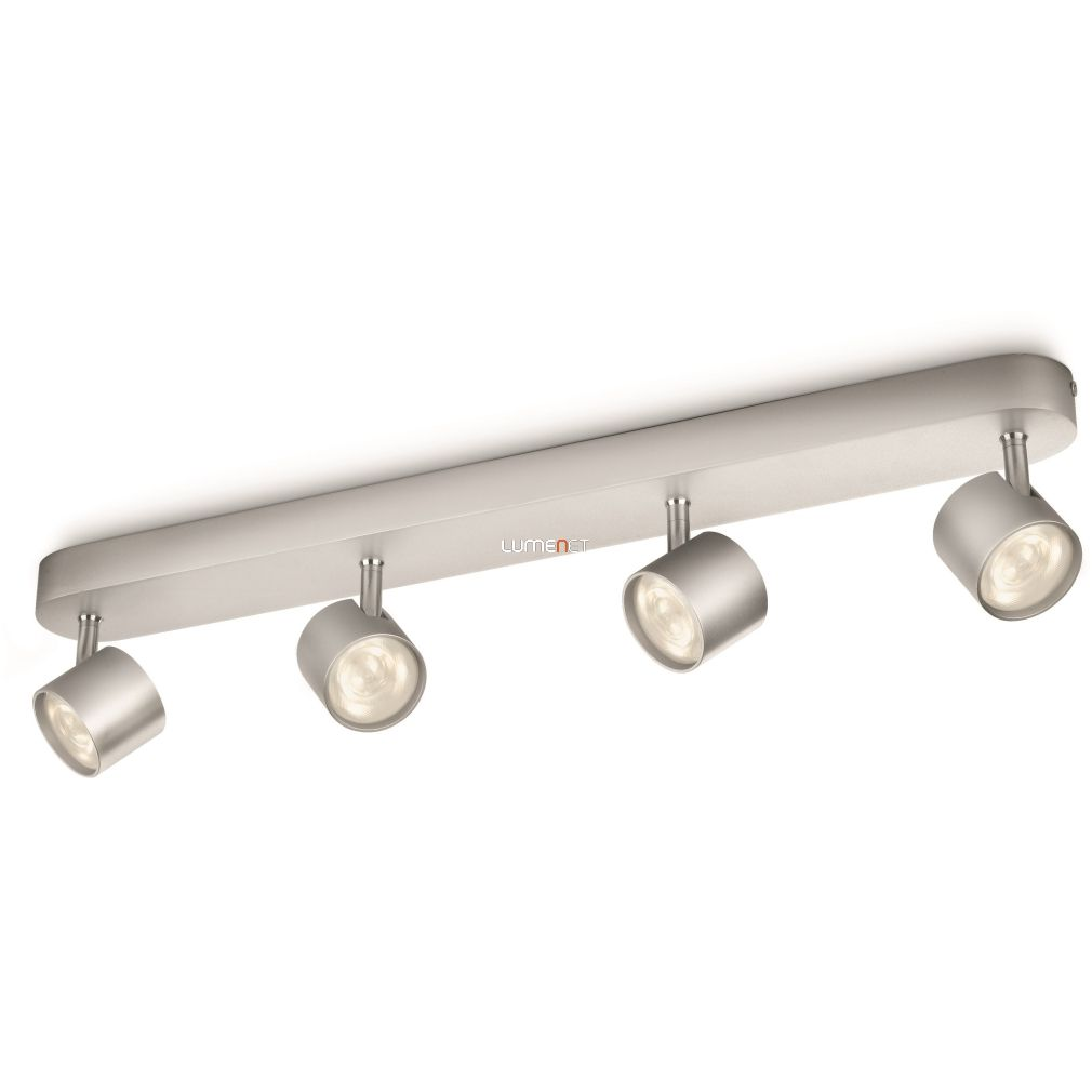 PHILIPS 56244/48/16 STAR bar/tube LED aluminium 4x4W LED