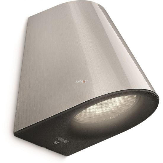 PHILIPS 17287/47/16 Virga fali lámpa LED inox 1x3W