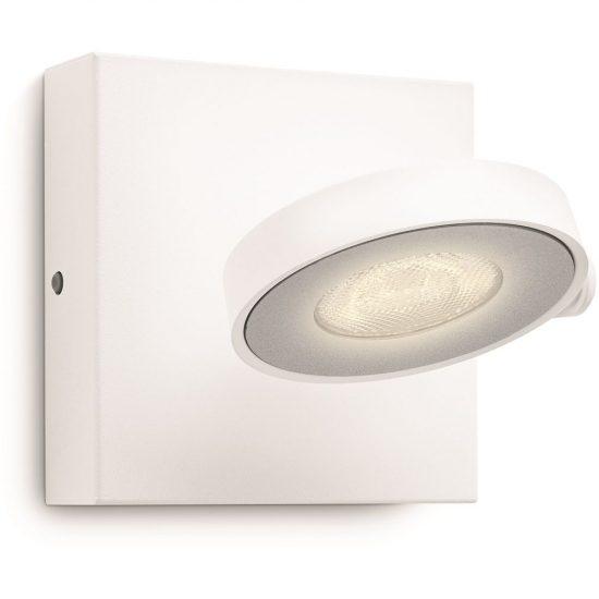 Philips 53170/31/16 Clockwork fali/mennyezeti LED spot 4,5W 500lm IP20 30000h 90x110x110mm