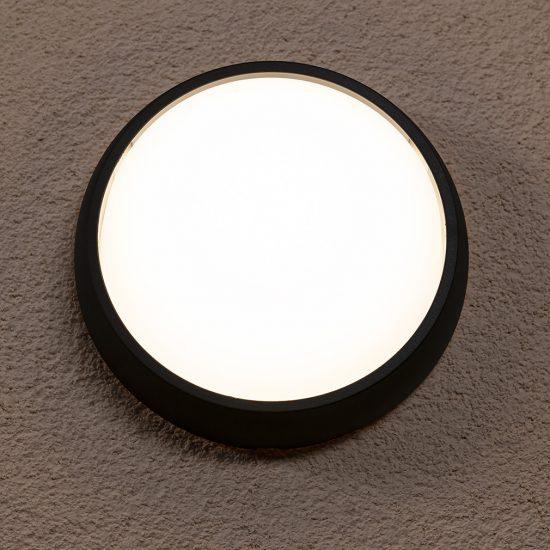Philips 17304/30/16 Eagle kültéri fali LED lámpa 3W 270lm IP44 25000h 170x74mm