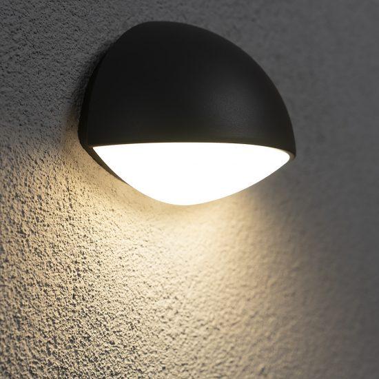 PHILIPS 16407/93/16 Dust fali lámpa LED antracit
