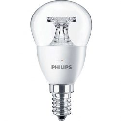 Philips CorePro LEDluster ND 5,5W E14 840 4000K P45 CL LED