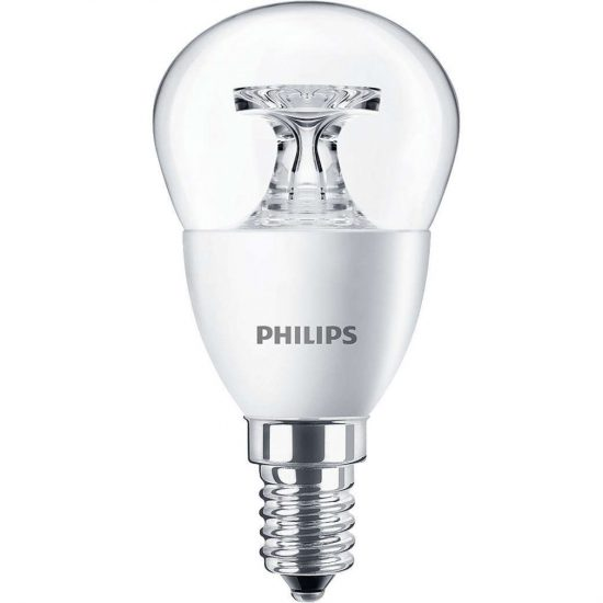 Philips CorePro LEDluster ND 5,5W E14 840 4000K P45 CL LED