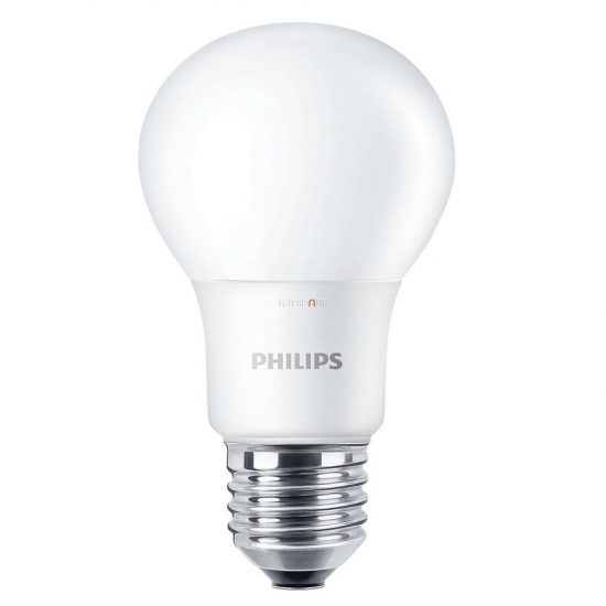 PHILIPS CorePro LEDbulb 8W 830 E27 WW 3000K LED - 2016/17