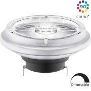 Philips Master LEDspotLV D 11W 930 AR111 8° 3000K 12V DIM