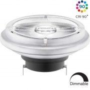 Philips Master LEDspotLV D 20W 830 AR111 24° 3000K 12V DIM