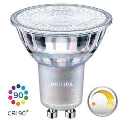 Philips Master LEDspotMV Value Classic DimTone 4,9W 927 GU10 2200-2700K 36° LED