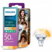 Philips SceneSwitch GU10 5W