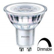 Philips CorePro LEDspot Classic D 5W GU10 827 36° 2700K DIM