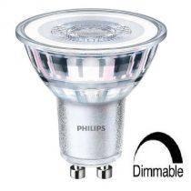Philips CorePro LEDspot Classic D 5W GU10 830 36° 3000K DIM