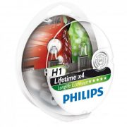 Philips H1 LongLife EcoVision 12258LLECOS2
