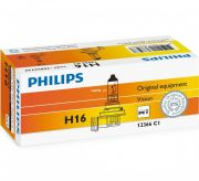 Philips Original Vision +30% 12366C1 H16