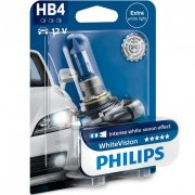 Philips WhiteVision HB4 +60% 9006WHVB1 bliszter