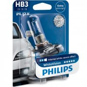 Philips White Vision HB3 +60% 9005WHVB1