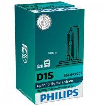 Philips D1S X-tremeVision gen2 +150% 85415XV2C1 xenon lámpa