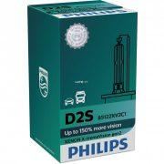hilips D2S X-tremeVision gen2 +150% 85122XV2C1 xenon lámpa