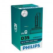 Philips D3S X-tremeVision +150% 42403XV2C1 xenon lámpa