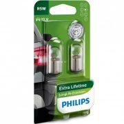 Philips Longlife Ecovision 12821LL R5W BA15s jelzőizzó