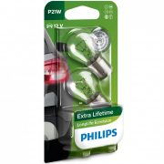 Philips P21W LongLife EcoVision 12498LL 2db/csomag