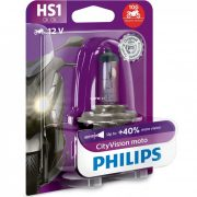 Philips CityVision moto 12636CTVBW +40% HS1