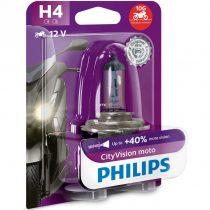 Philips CityVision moto 12342CTVBW +40% H4