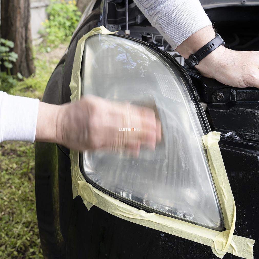 Philips EcoVision fényszóró lámpa bura felújító szett