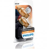Philips Original Vision +30%  12071B2 WY21W jelzőizzó 2db/csomag