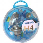 Philips Essential Box H4 60/55W 12V 55718EBKM