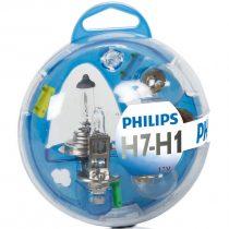 Philips Essential Box H1/H7 55W 12V 55720EBKM