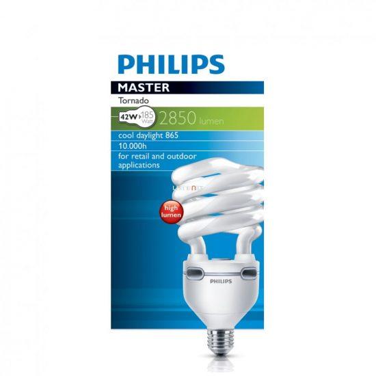 Philips TORNADO HIGH LUMEN 45W 865 6500K E27