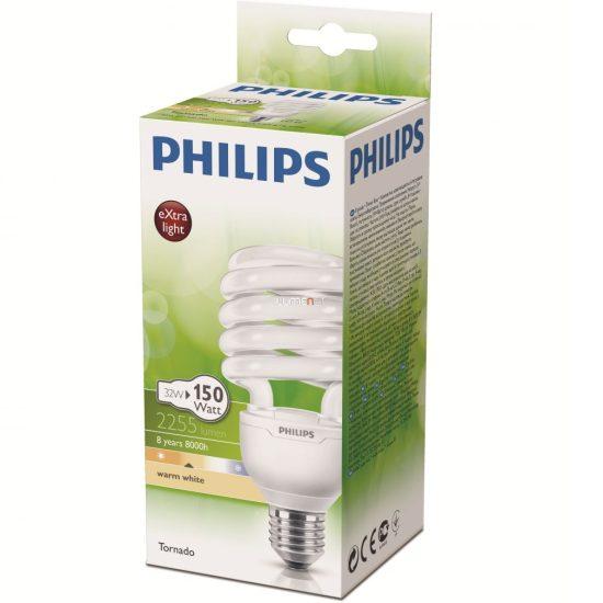 Philips TORNADO ESAVER 32W 827 E27 2700K 8000h