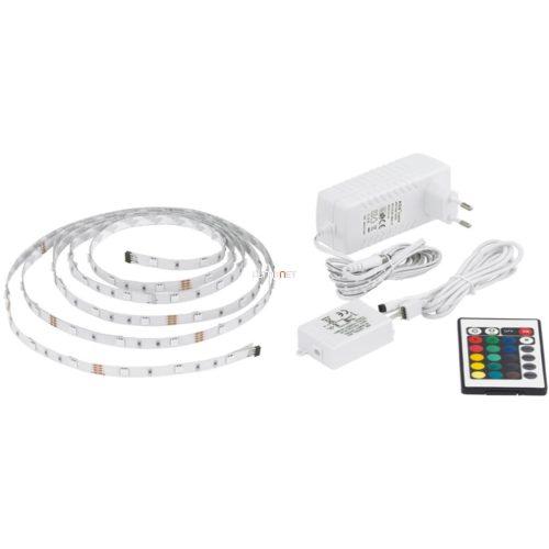 Eglo 13533 LED-es fénysor 6m 30db RGB LED/m+távir