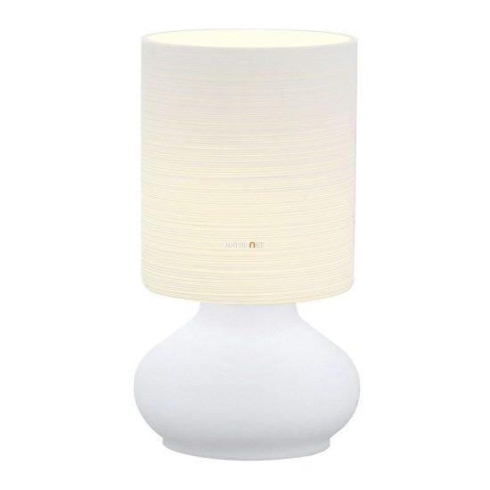 EGLO 13955 Asztali lámpa 1xE27 max. 60W fehér Leonor_13417