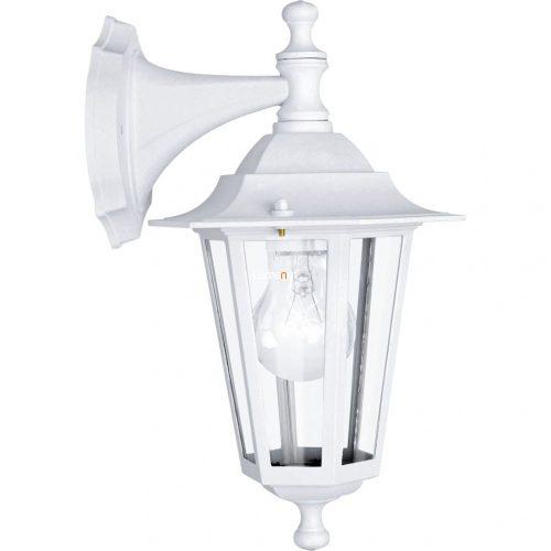 Eglo 22462 Laterna 5 kültéri fali lámpa le 1xE27 max.60W fehér